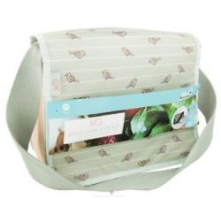 XO Eco Eco Cafe Tote Kit Birds on A Wire 3 Piece s CLEARANCE Priced