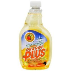 Earth Friendly Orange Plus Concentrated All Purpose Household Cleaner Natural