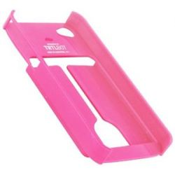 TRTL Bot Minimalist 4 Eco Friendly iPhone 4 4S Shell with Card Holder Pink