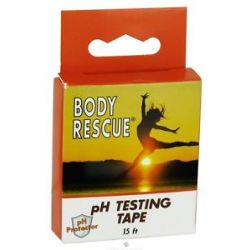 Body Rescue Body Ph Testing Tape 15 Ft