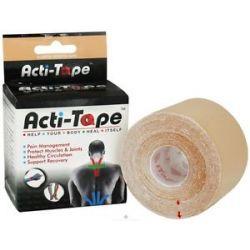 Nutriworks Kinesiology Acti Tape Beige 1 Roll S