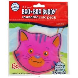 Boo Boo Buddy Resuable Cold Pack Pet Designs Cat