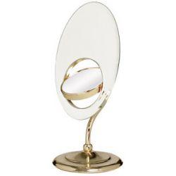 Zadro Tri Optics Vanity Mirror OVL57 Bronze