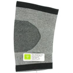 "The Healing Tree Bamboo Charcoal Knee Support Small Size 6"" x 9 5"""