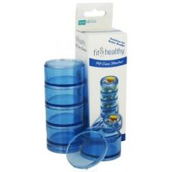 Fit Fresh Fit Healthy Pill Case Stacker formerly by Vitaminder