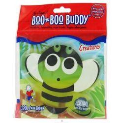 Boo Boo Buddy Reusable Cold Pack Garden Creature Designs Bee