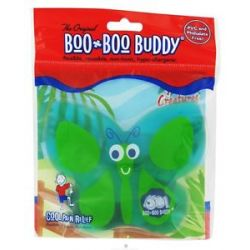 Boo Boo Buddy Reusable Cold Pack Garden Creatures Design Butterfly