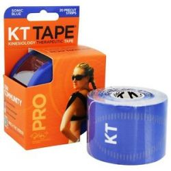 KT Tape Pro Kinesiology Therapeutic Elastic Sports Tape Pre Cut Strips Sonic