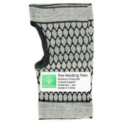 "The Healing Tree Bamboo Charcoal Carpal Support Small Size 3 5"" x 9 1 8"" x 3 1"