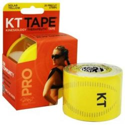 KT Tape Pro Kinesiology Therapeutic Elastic Sports Tape Pre Cut Strips Solar