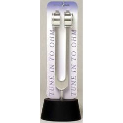 Sound Universe Ohm Therapeutics Sound Healing Tuning Fork Mid Ohm Activator