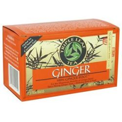 Triple Leaf Tea Ginger Tea 20 Tea Bags