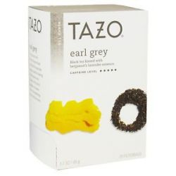Tazo Black Tea Earl Grey 20 Tea Bags