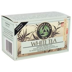 Triple Leaf Tea White Tea 20 Tea Bags