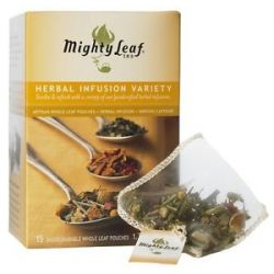 Mighty Leaf Herbal Infusion Variety 15 Tea Bags