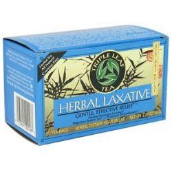Triple Leaf Tea Herbal Laxative Tea 20 Tea Bags