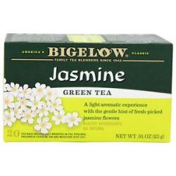 Bigelow Tea Green Tea Jasmine Green 20 Tea Bags