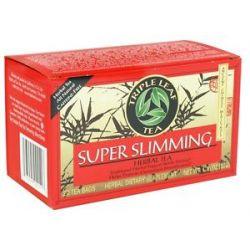 Triple Leaf Tea Super Slimming Tea 20 Tea Bags