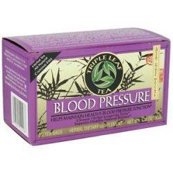Triple Leaf Tea Blood Pressure Tea 20 Tea Bags