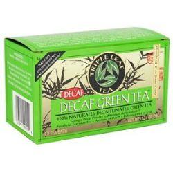 Triple Leaf Tea Decaf Green Tea 20 Tea Bags