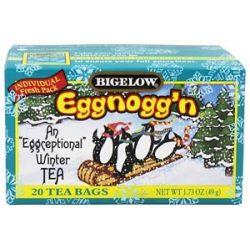 Bigelow Tea Eggnogg'N Winter Tea 20 Tea Bags