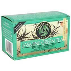 Triple Leaf Tea Jasmine Green Tea 20 Tea Bags