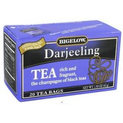 Bigelow Tea Black Tea Darjeeling 20 Tea Bags