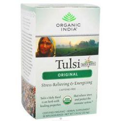 Organic India Tulsi Tea Original 18 Tea Bags