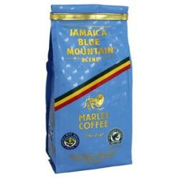 Marley Coffee Ground Jamaica Blue Mountain Coffee 8 Oz