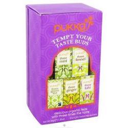 Pukka Herbs Organic Herbal Tea Selection Pack 20 Tea Bags