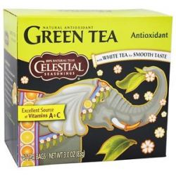 Celestial Seasonings Antioxidant Green Tea 40 Tea Bags