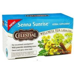 Celestial Seasonings Laxa Wellness Tea 20 Tea Bags