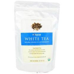 Extreme Health USA Organic Loose Leaf White Tea 4 Oz