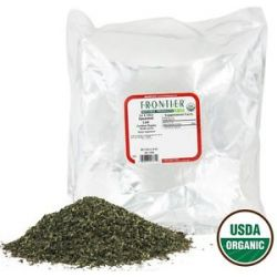 Frontier Natural Products Spearmint Leaf Cut Sifted Organic 1 Lb