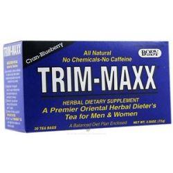 Body Breakthrough Trim Maxx Herbal Dieter's Tea for Men and Women