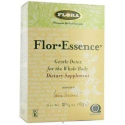 Flora Flor Essence Premium Herbal Formula Dry Tea Blend 63 Grams