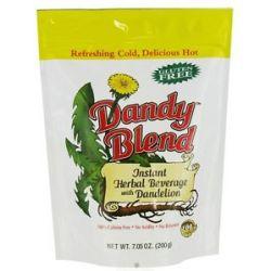Dandy Blend Instant Herbal Beverage with Dandelion 7 05 Oz