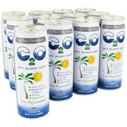 C2O Pure Coconut Water 17 5 Oz