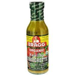 Bragg Organic Healthy Vinaigrette 12 Oz