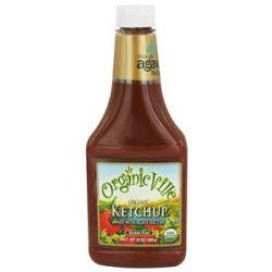 Organicville Organic Ketchup 24 Oz