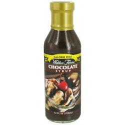 Walden Farms Calorie Free Syrup Chocolate 12 Oz