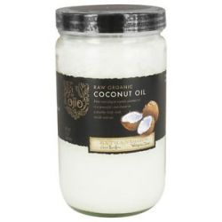 Ojio Coconut Oil Extra Virgin Raw Organic 32 Oz