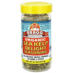 Bragg Organic Sea Kelp Delight Seasoning 2 7 Oz