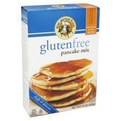 King Arthur Flour Gluten Free Pancake Mix 15 Oz