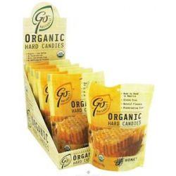 Go Naturally Organic Hard Candies Honey 3 5 Oz