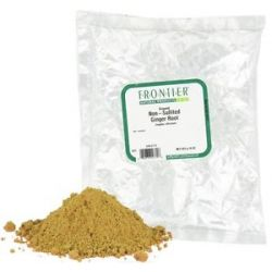 Frontier Natural Products Ginger Root Ground 1 Lb