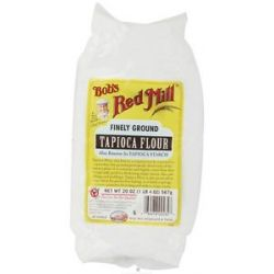 Bob's Red Mill Gluten Free Tapioca Flour 20 Oz