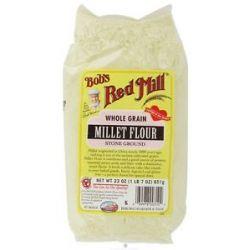 Bob's Red Mill Gluten Free Millet Flour 23 Oz