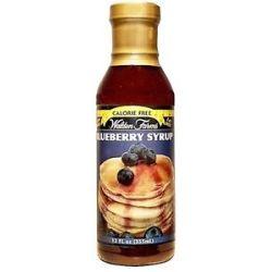 Walden Farms Calorie Free Pancake Syrup Blueberry 12 Oz