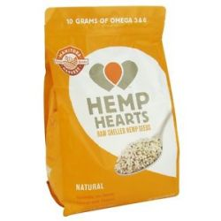 Manitoba Harvest Hemp Hearts Raw Shelled Hemp Seed 5 Lbs